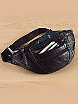 Leather Fanny Pack | Blair