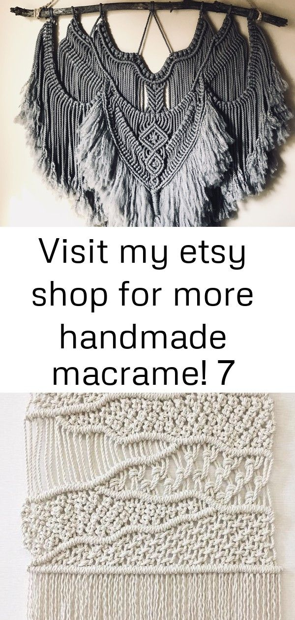 Visit my etsy shop for more handmade macrame 7 Visit my Etsy shop for more handmade macrame  Macrame and fine stones Boho Hippie Chic Earrings  Etsy waist bag belt bag ma...