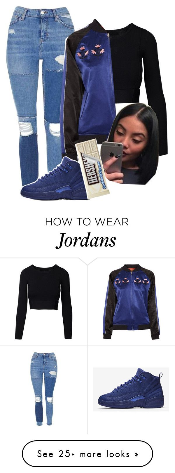 royal blue 12s outfits