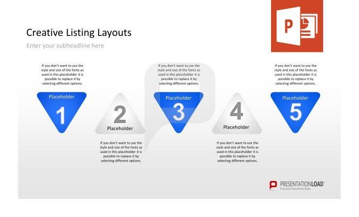 Creative listings powerpoint template creatively list your product creative listings powerpoint template creatively list your product facts figures or pricings rates toneelgroepblik Choice Image