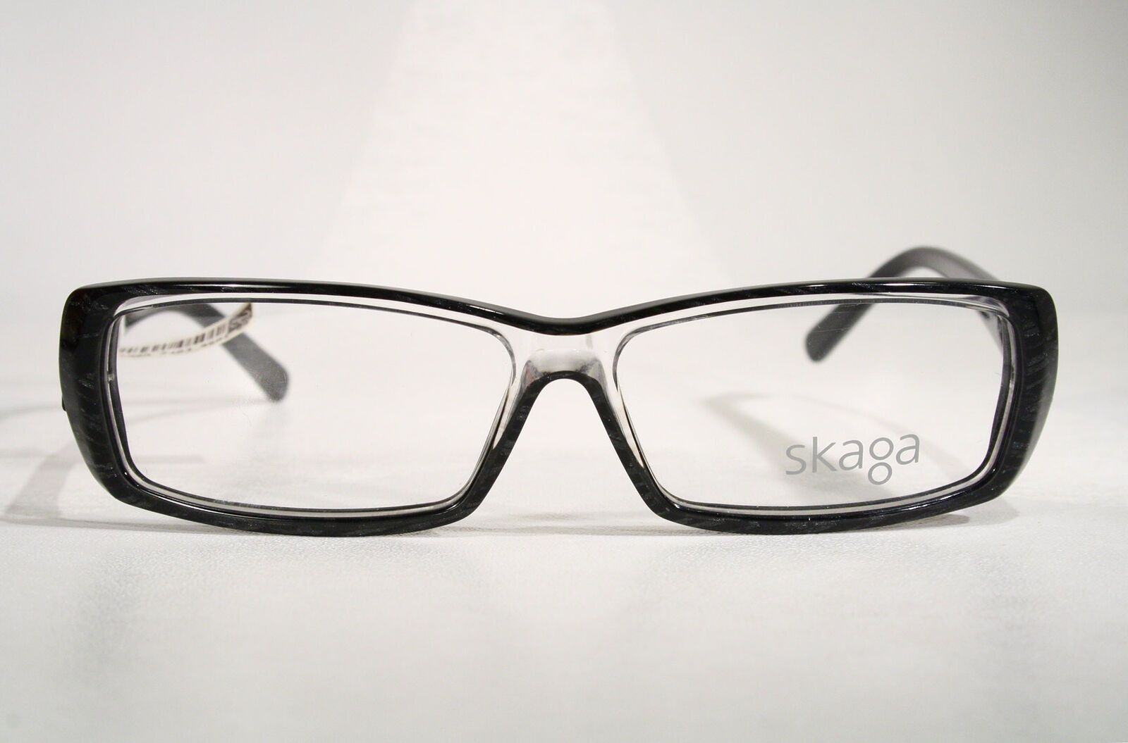 29e104e7bdc Plastic SKAGA Smart Unisex Scandinavian Clear   Gray Eyeglass Frames Glasses    eBay (RipVanW)