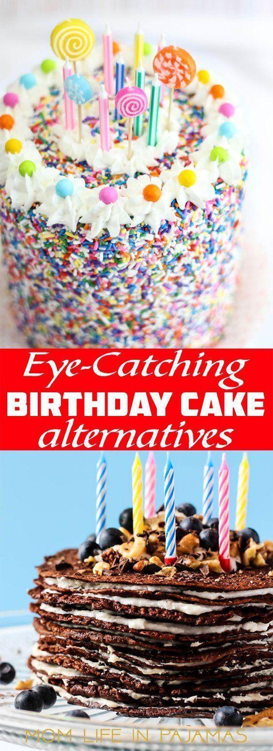 Photo of Eye-Catching Birthday Cake Alternatives Pinterest Pin – Apfel Kuchen – Ostern …