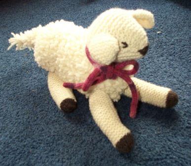 Lamb Toy Free Knitting Pattern And More Lamb And Sheep Knitting