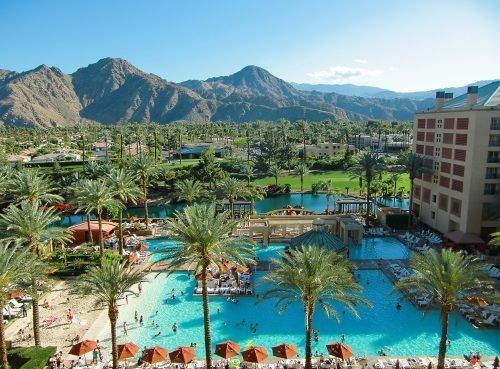 Palm Springs Resorts >> Renaissance Esmeralda For Pool Loving Families In The Palm
