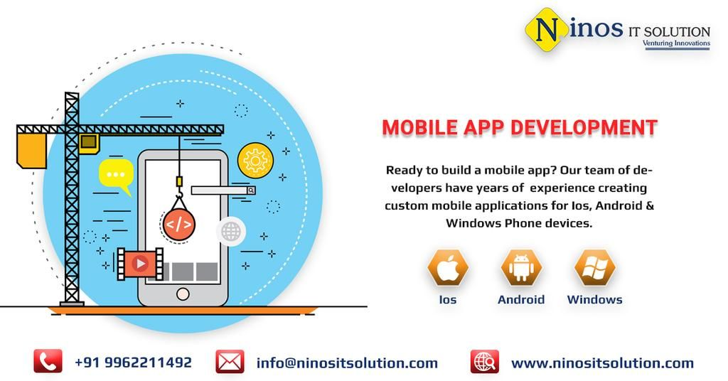 Developing sophisticated and dynamic mobile apps for