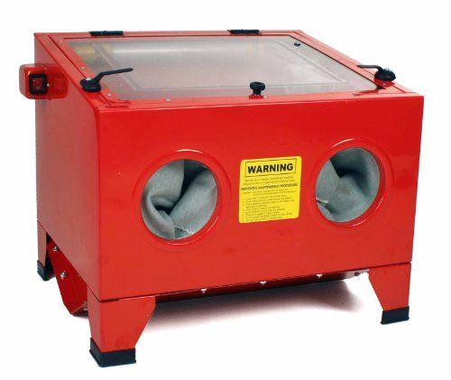 Best Of Benchtop Abrasive Blast Cabinet