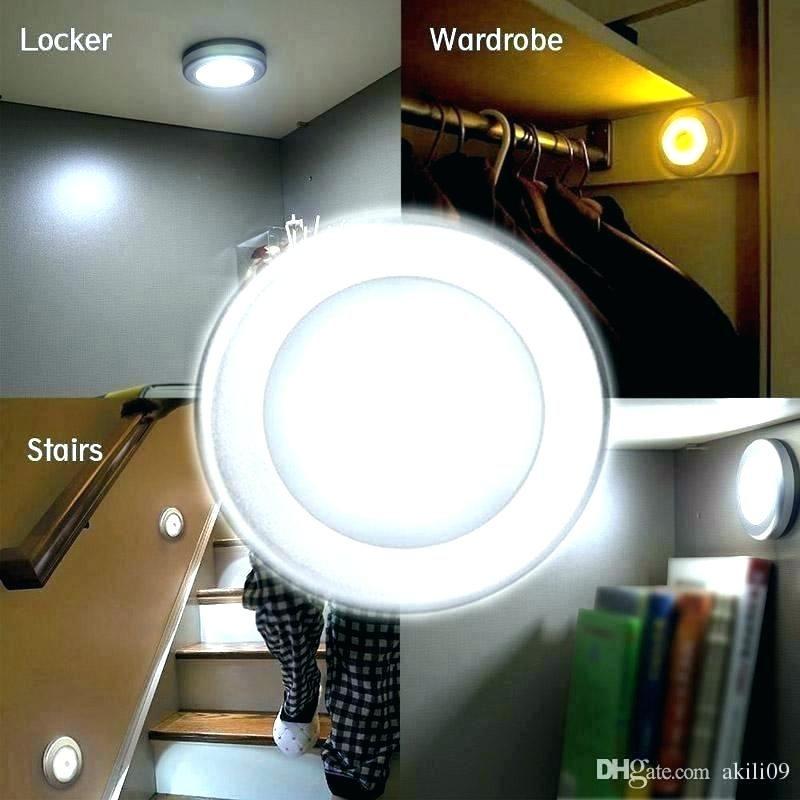 Best Battery Operated Closet Light Motion Sensor Lights Outdoor