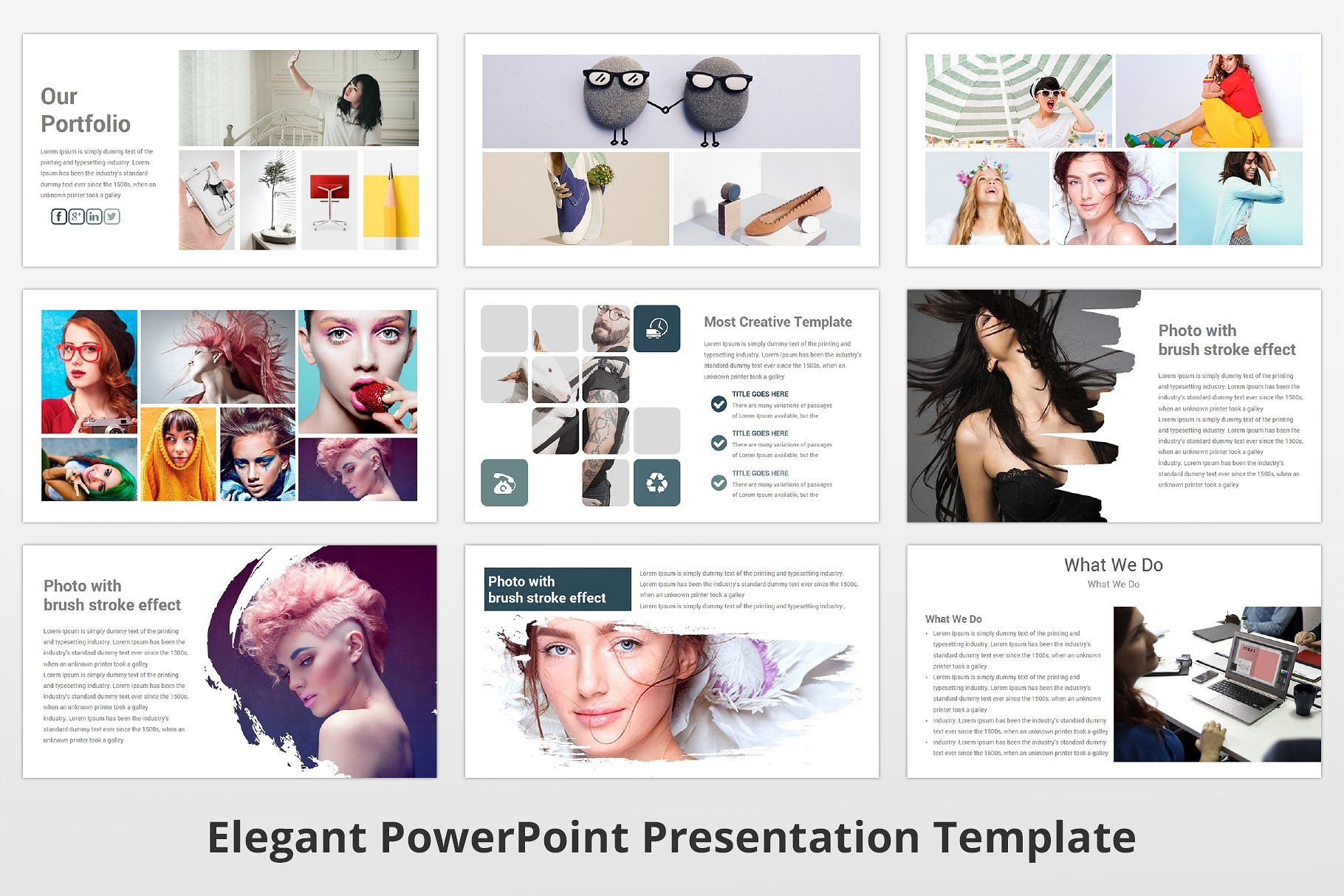 Elegant Powerpoint Template Powerpoint Templates Great Powerpoint Presentations Powerpoint