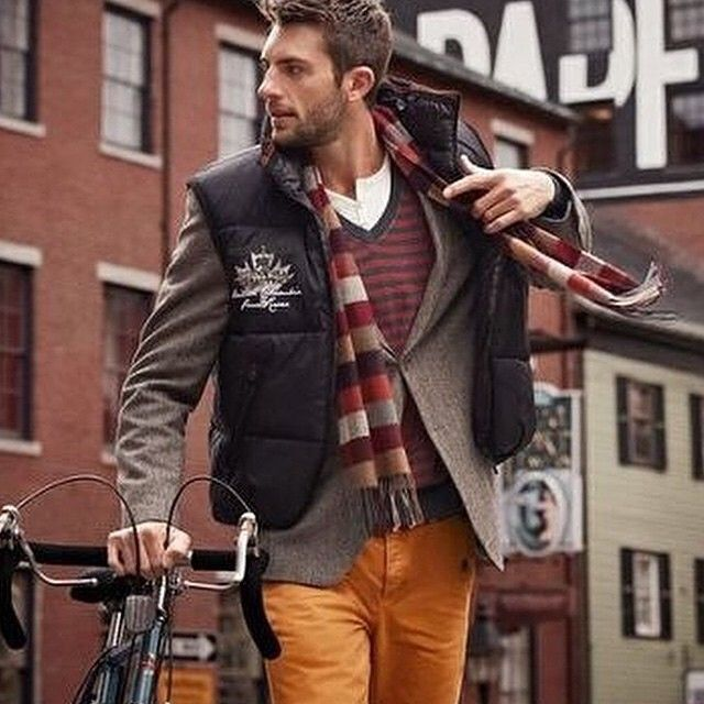 """""""Autumn layering. Photo by @clothmaven - #mrwithstyle"""""""