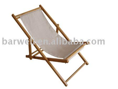 de madera plegable silla de playa - spanishalibaba mis