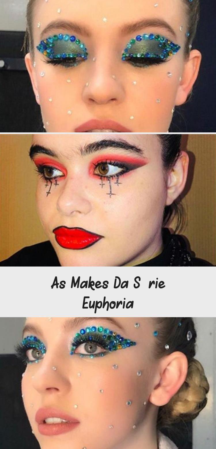 Hair Styles in 2020 Eye makeup, Hair styles, Makeup