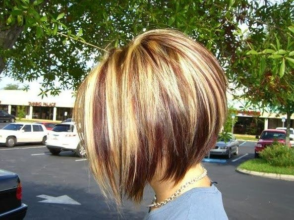 img37f0ad6f511207a37fd30205e0c4b5e8 Trendy Short Hairstyles for Fall & Winter 2014 love the color