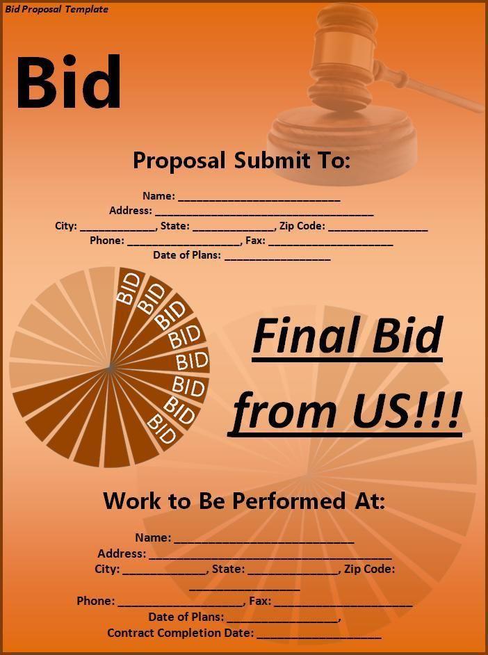 Bid-Proposal-Template-224x300   cleverhippoorg/memo-example - bid proposal template