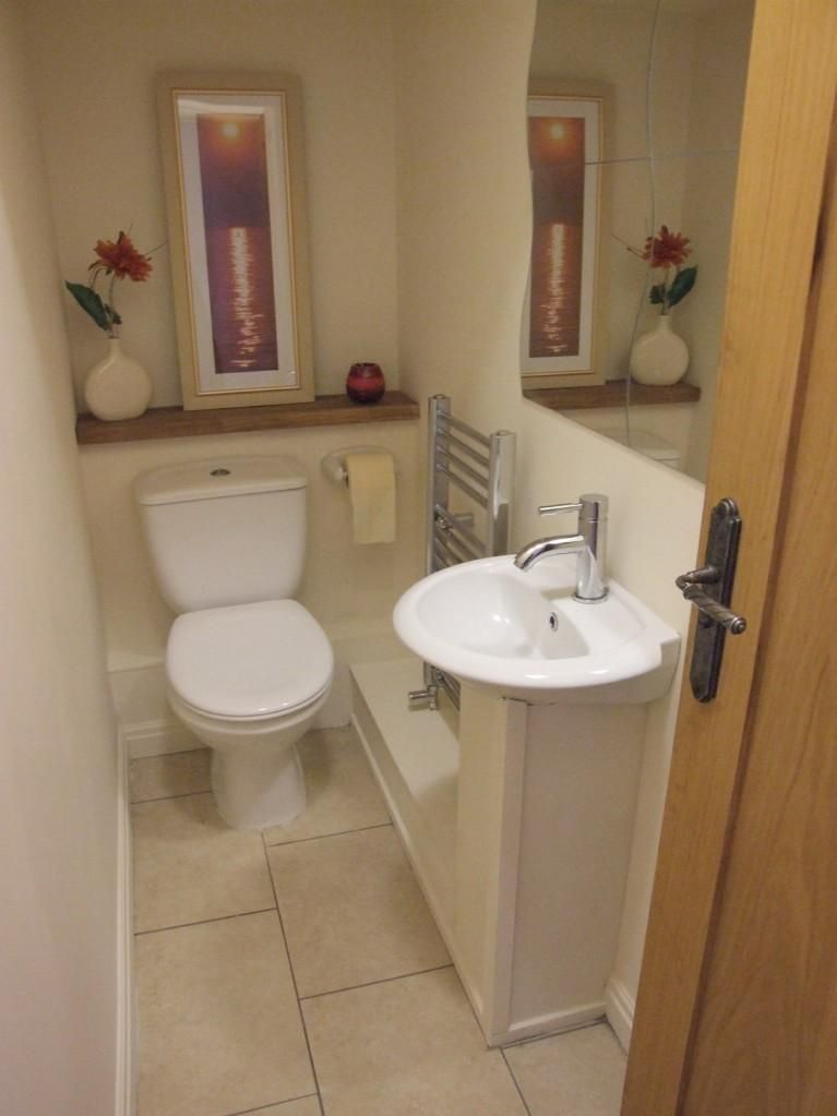 Downstairs toilet ideas google search ideas for the for Small loo ideas