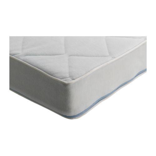 Bonnell federkernmatratze ikea  VYSSA VACKERT Mattress for extendable bed IKEA. $119 Min. length ...
