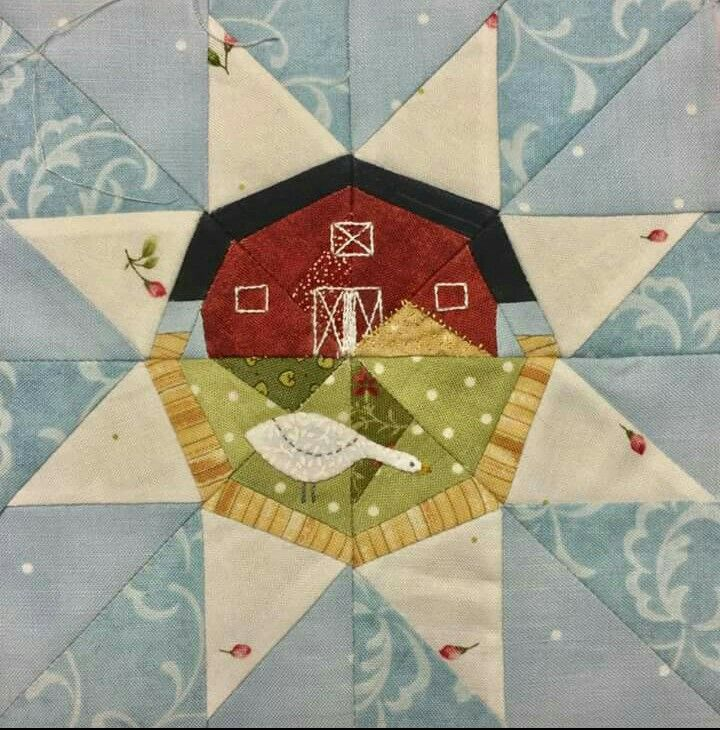 Block 93 designed by April Rosenthal: Tiny Miracles made by Maudy ...