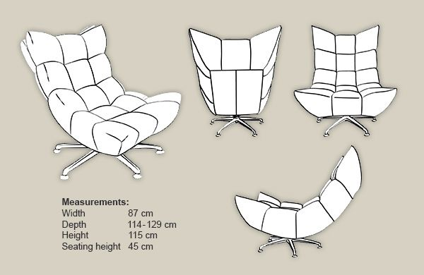 swivel chair dimensions baby for eating hangout pinterest