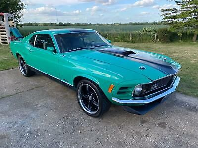 1970 Mustang Fastback For Sale Ebay