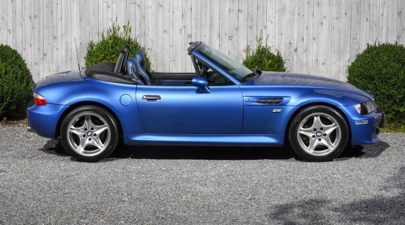 Collector grade bmw m roadster for sale bmw z3