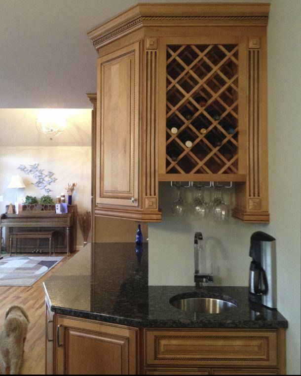 Copyright Kitchen Cabinet S Ks Wine Rack Rta Maple Oak Bamboo Cabinets