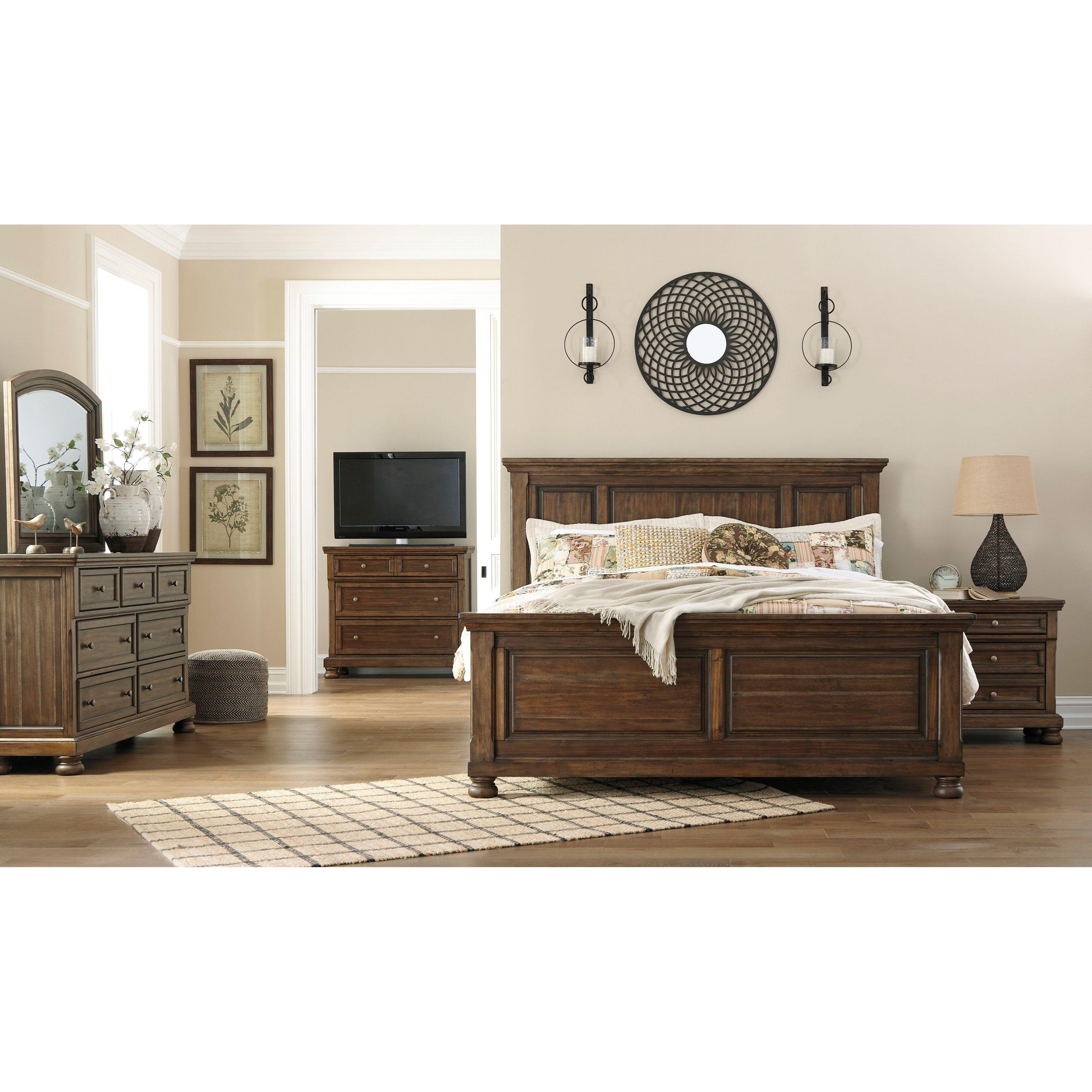 Flynnter Queen Bedroom Group By Signature Design By Ashley At Wayside Furniture Bedroom Sets Bedroom Panel Bedroom Set