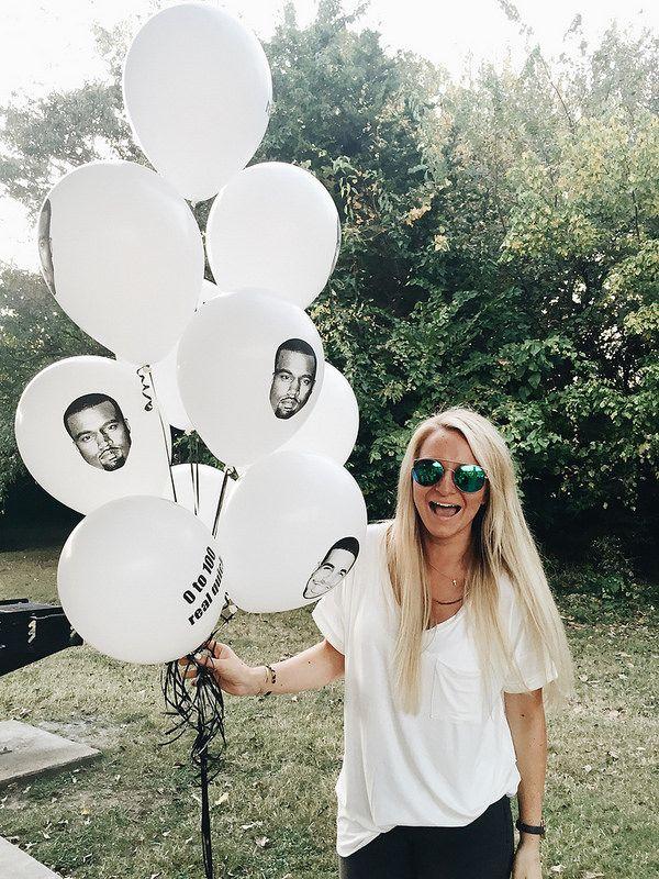 Sarah Fortune Gill Kanye West Birthday Drake S Birthday Drake Birthday Party