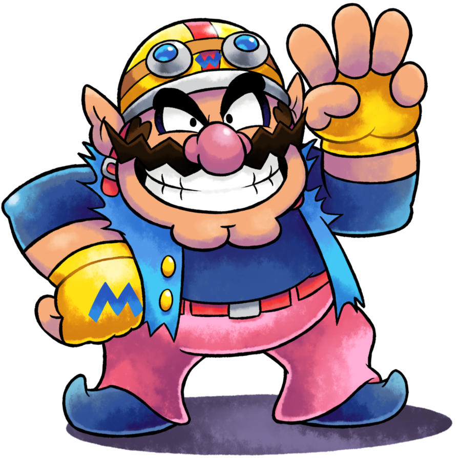 I Ve Legit Been Thinking About Improving Wario S Design For A