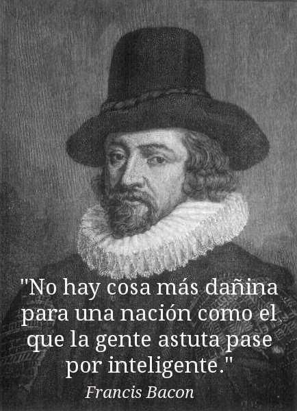 Francis Bacon Francis Bacon Francis Bacon Frases Y Frases