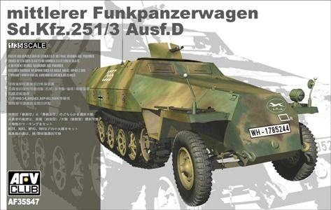 Sd.Kfz. 251/3 Ausf. C