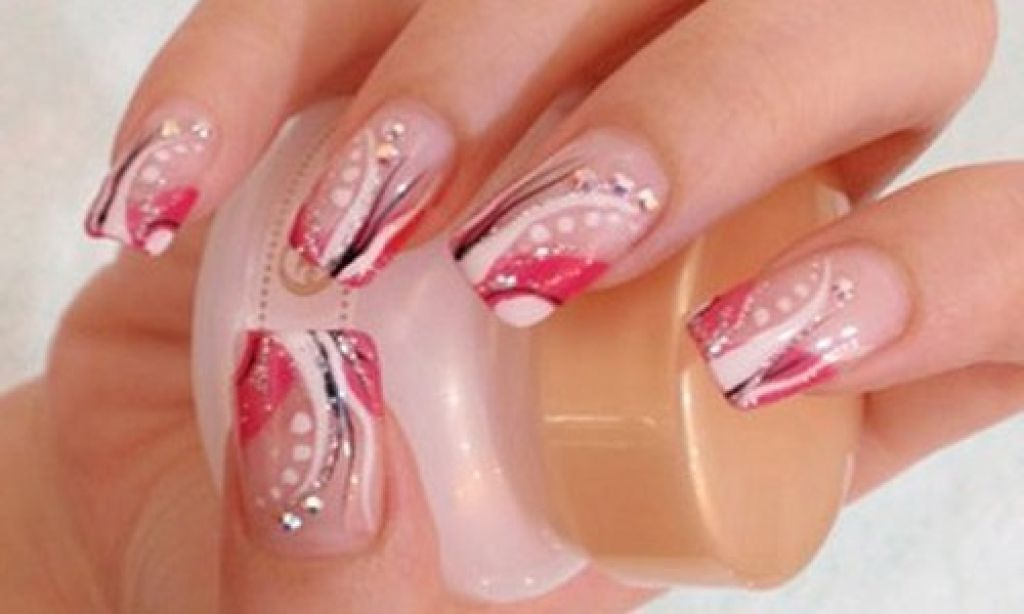 fancy gel nail designs - Google Search | Tanya\'s favorite nail ...