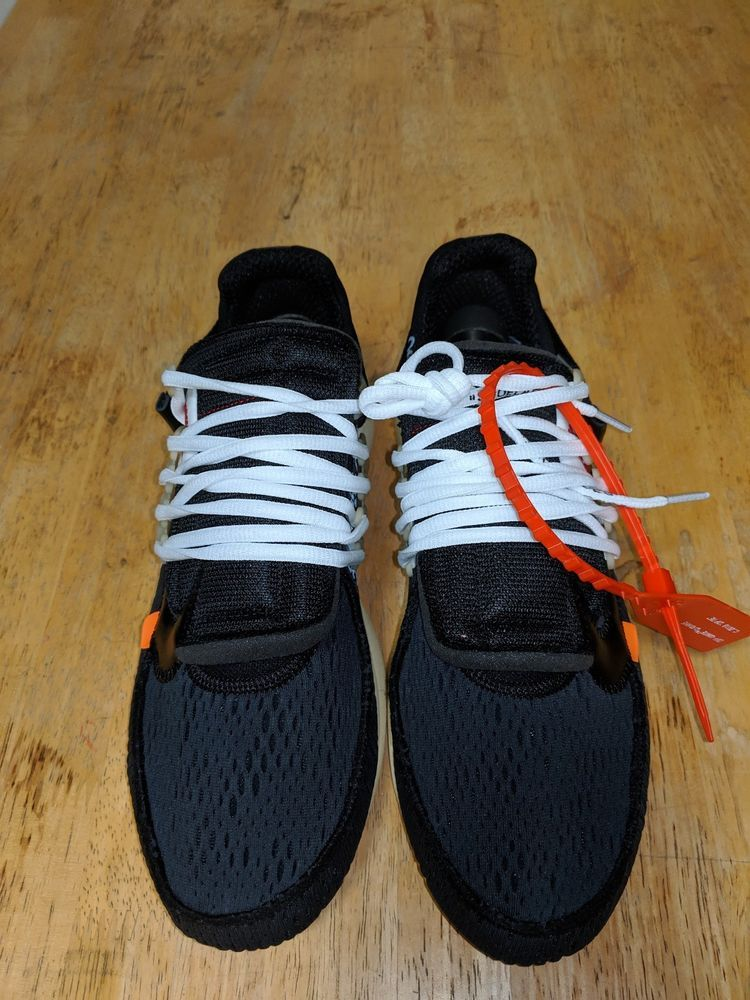 quality design 3a45c 1c119 THE TEN OFF-WHITE x Nike Air Presto 2018 UA Size 11  fashion  clothing   shoes  accessories  mensshoes  athleticshoes (ebay link)