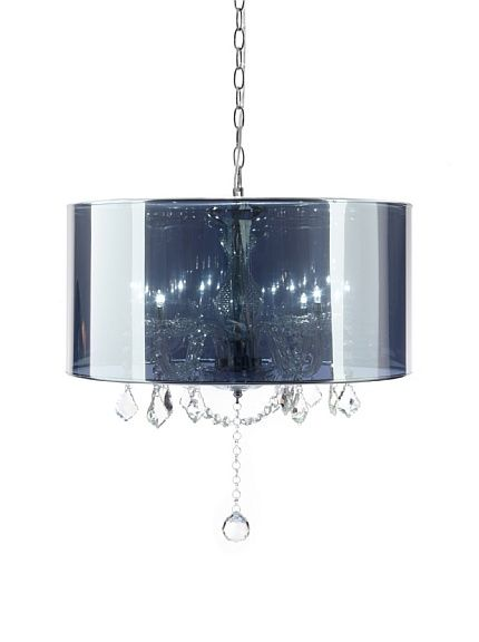 Kirch Lighting Mystique Pendant lamp. A nice blend of modern and classic.