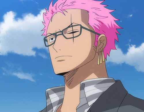 Zoro With Pink Hair One Piece Filme One Piece Manga Anime Hintergrundbilder