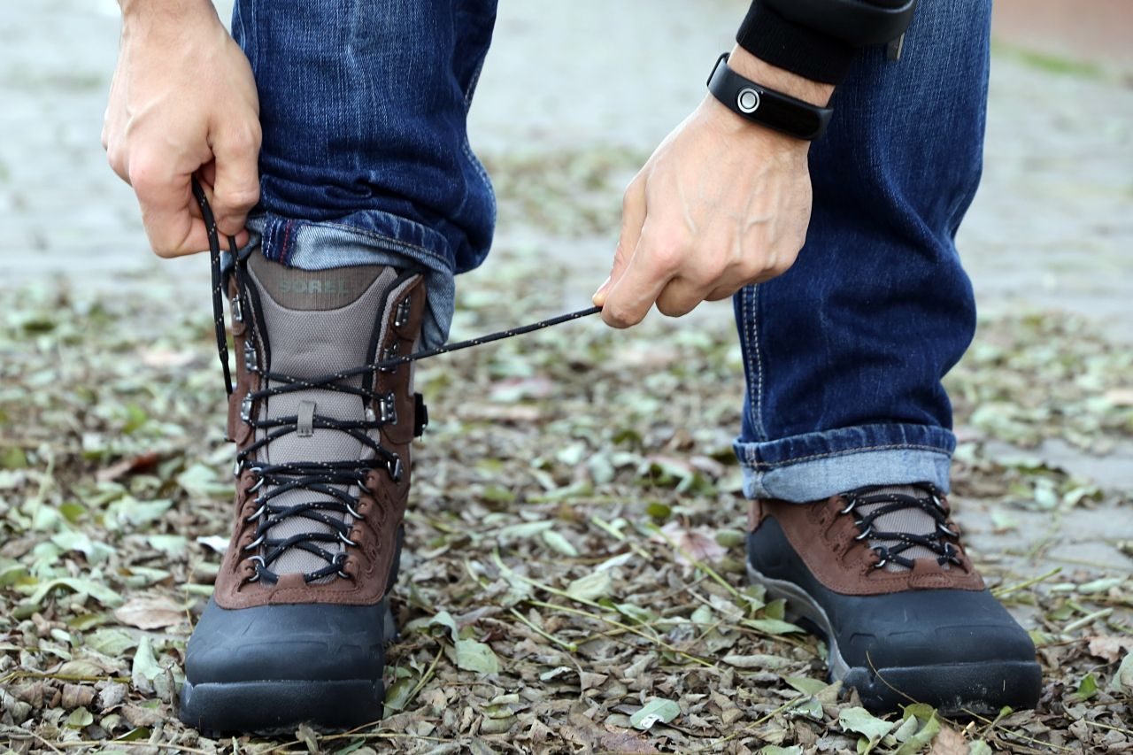 Buty Na Snieg Sorel Smart Casual Style Hiking Boots Boots