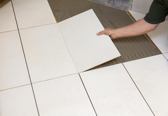 Can You Lay Tile Directly Over A Plywood Subfloor?