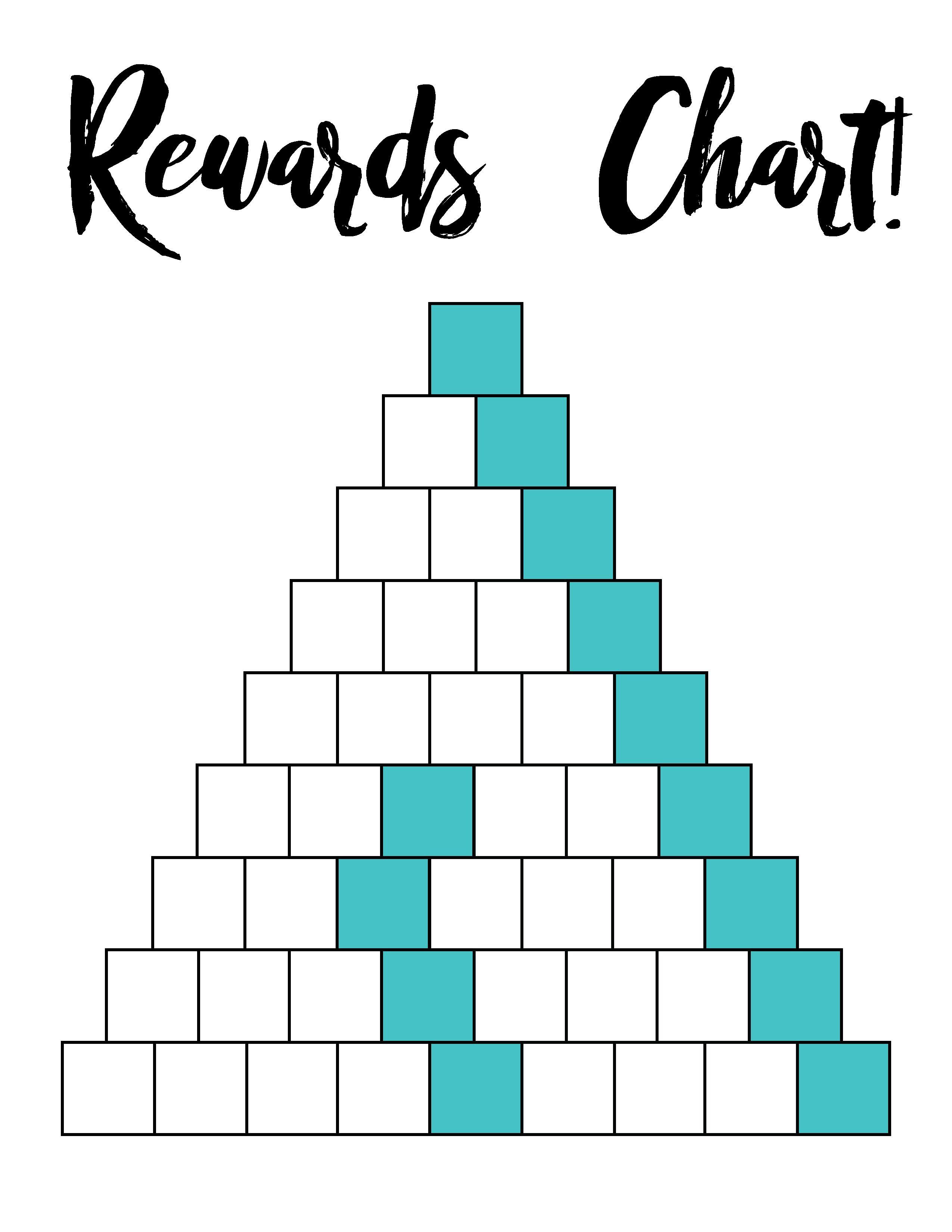 Pyramid Potty Chart Free Printable Lou Lou Girls Potty Training Chart Potty Chart Potty Training Tips