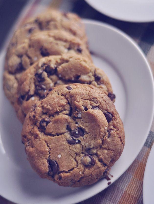 chocolate chip cookies dansk