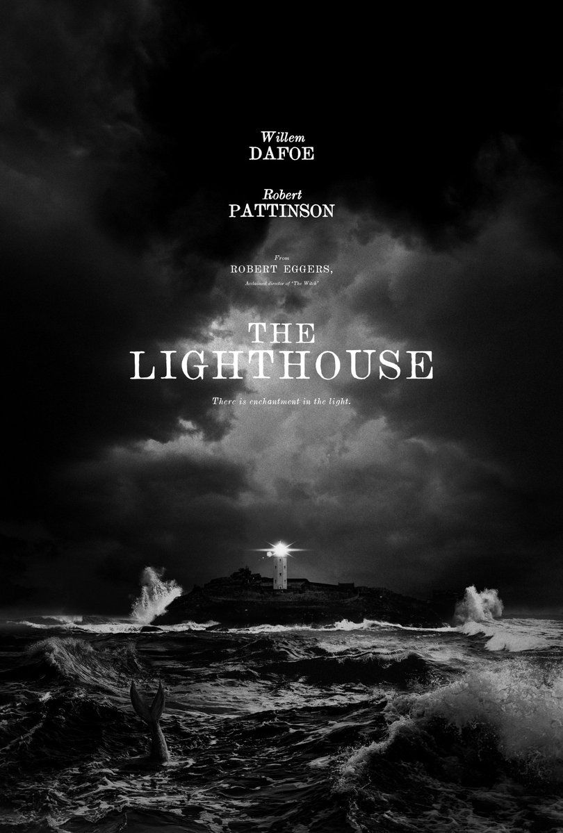 Image result for The Lighthouse poster""
