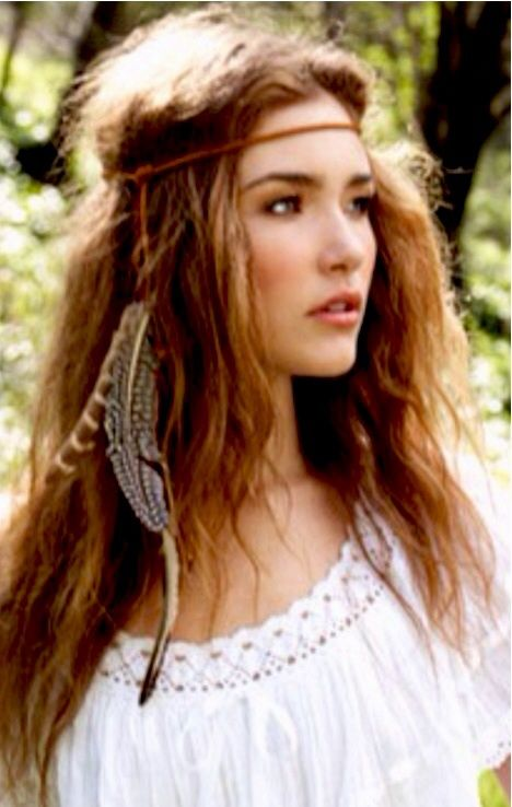Boho Chic - bought this headband at Francesca s!  78417fff63b