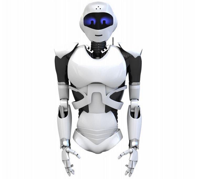 макулатуры человекоподобные роботы картинки его очень