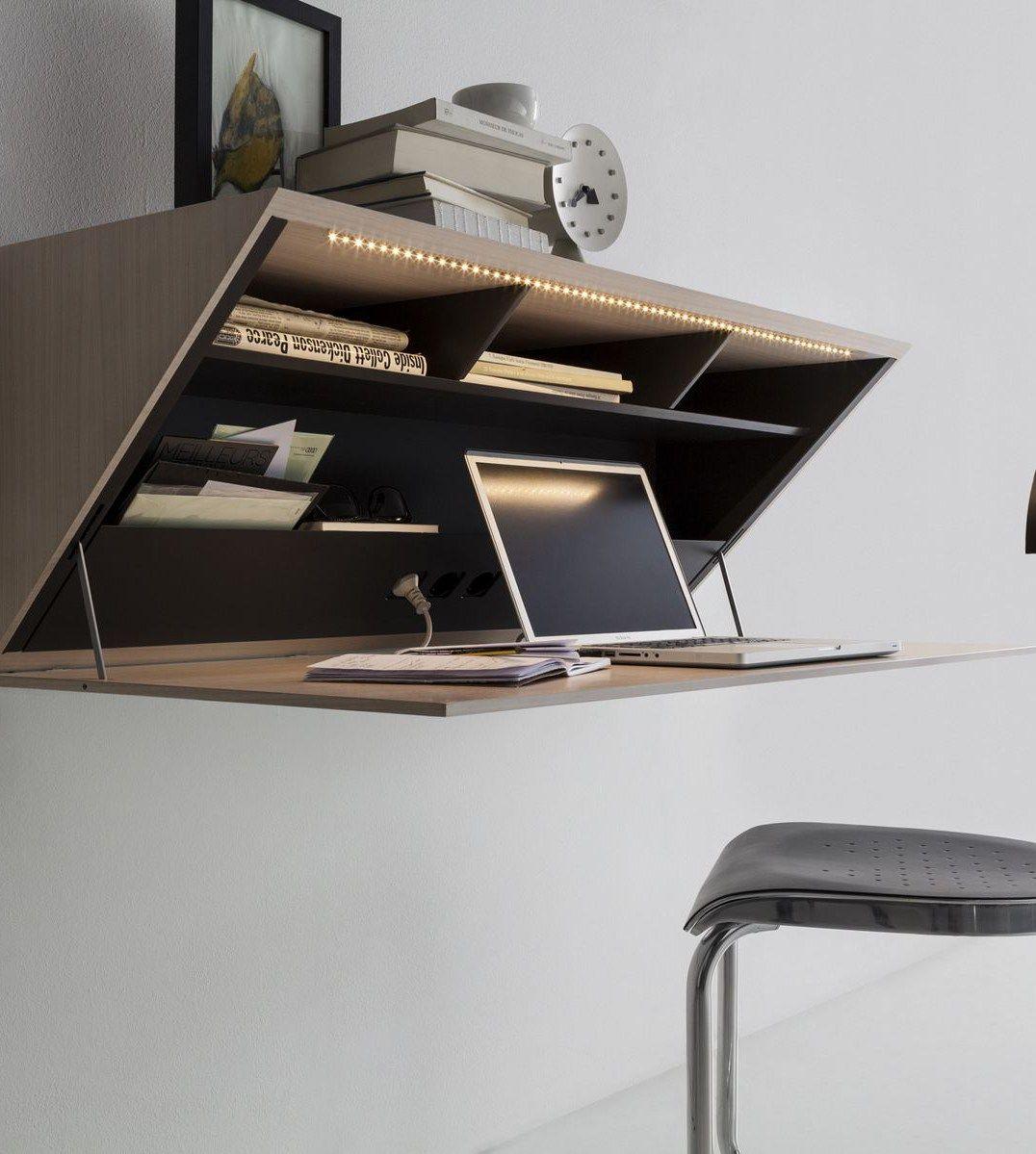 Diy Wall Mounted Foldable Table Wall Mounted Folding Desk Fold
