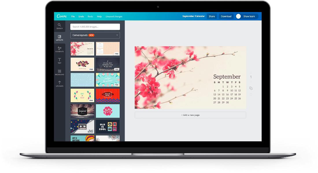Calendars Custom calendar, Calendar maker, Free online