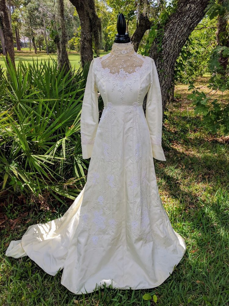 HOUSE OF BIANCHI early 80s   1980s Vintage Bridal   Pinterest ...