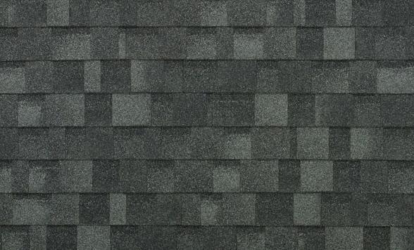 Best Bitumena Šindelis Charcoal Grey Iko Cambridge Roof 400 x 300