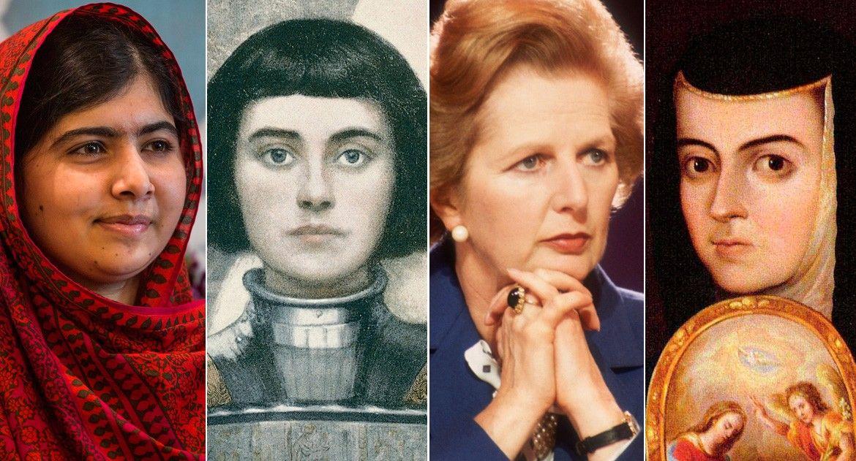 10 mujeres que cambiaron la historia de la humanidad