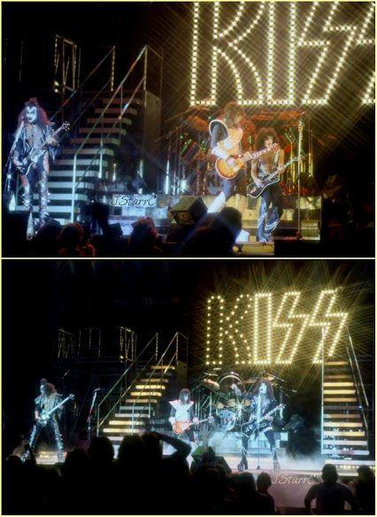 great memories MSG 1977