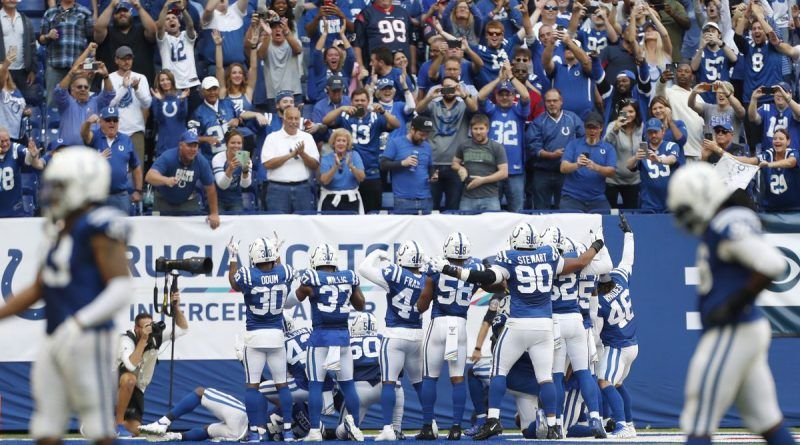 Indianapolis Colts vs Pittsburgh Steelers, Sunday
