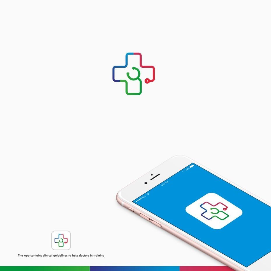30 hospital logos to put a spring in your step App logo