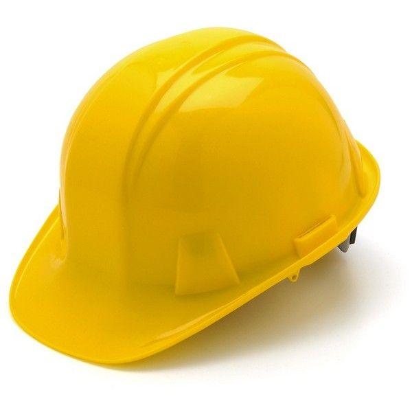 Pyramex Hp14030 Sl Series Cap Style Hard Hat 4 Point Pinlock Suspension Yellow Best Hard Hat Hard Hats Hard Hat