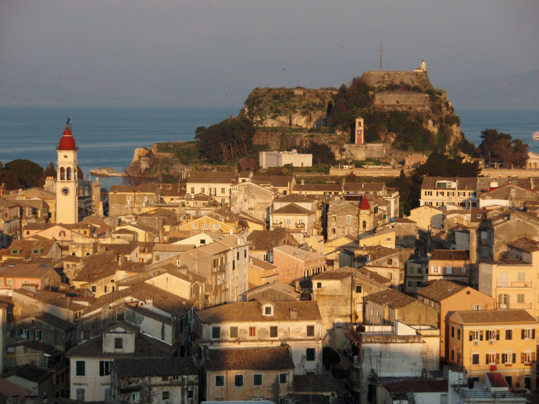 """Image result for corfu greece Old Town and Fortress"""""""
